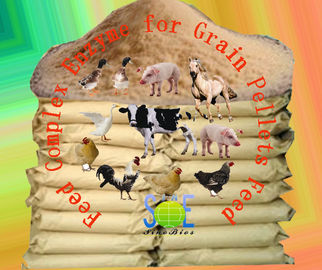 Chiny Grain Pellets Complex Enzyme Feed Additive Fregulate Immunity Szym-nutriPEL dostawca