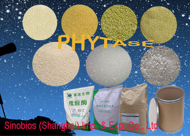 Animal Universal Nutrition Supplements Enzyme Phytase Granular Feed Grade Szym-PHY10GH